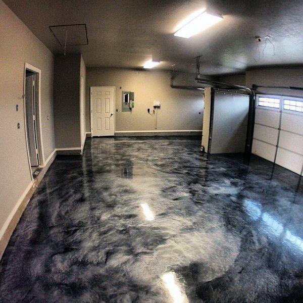 castle rock garage floor