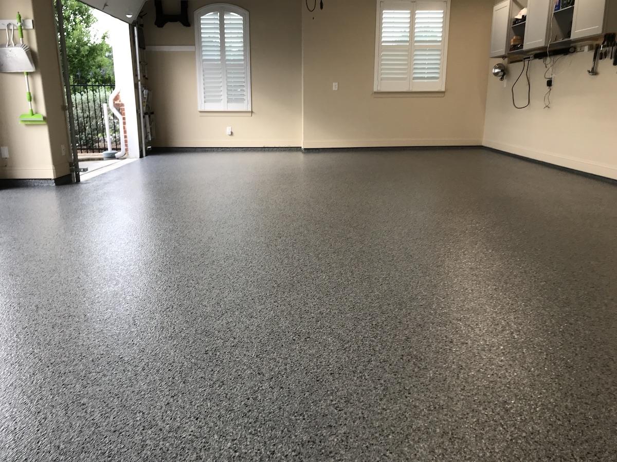 denver garage floor coating