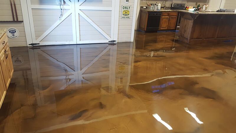epoxy floor denver
