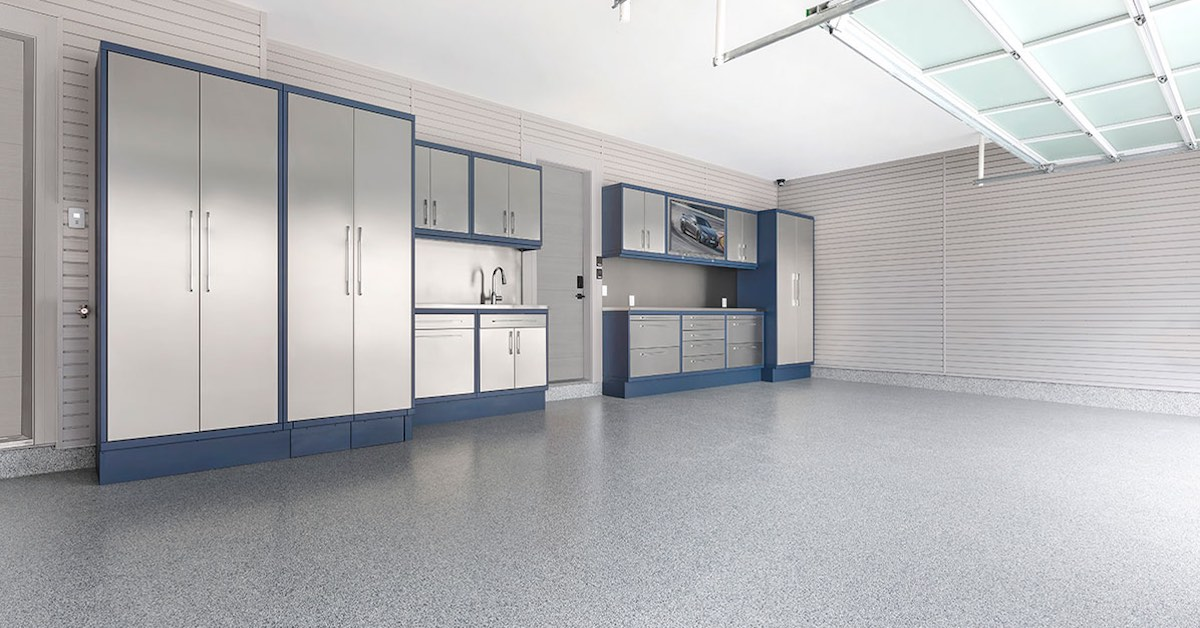 garage flooring denver
