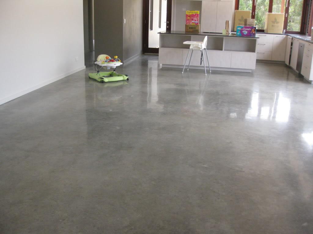 polished concrete denver co
